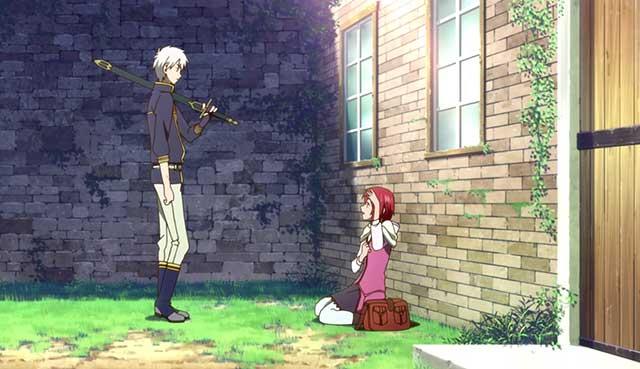 Shirayuki & Zen meet