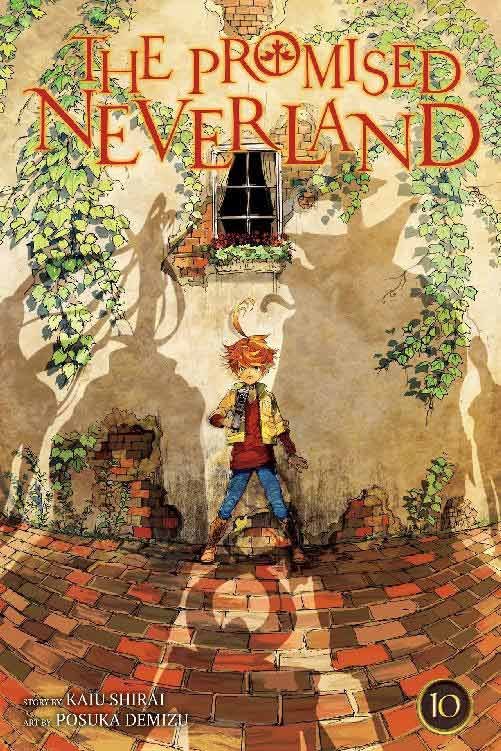 The Promised Neverland Volume 10 cover