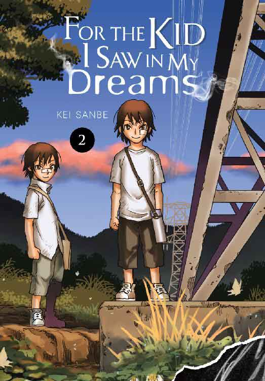 For the Kid in My Dreams Volume 2 cover