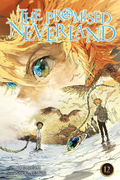 The Promised Neverland Volume 12 cover