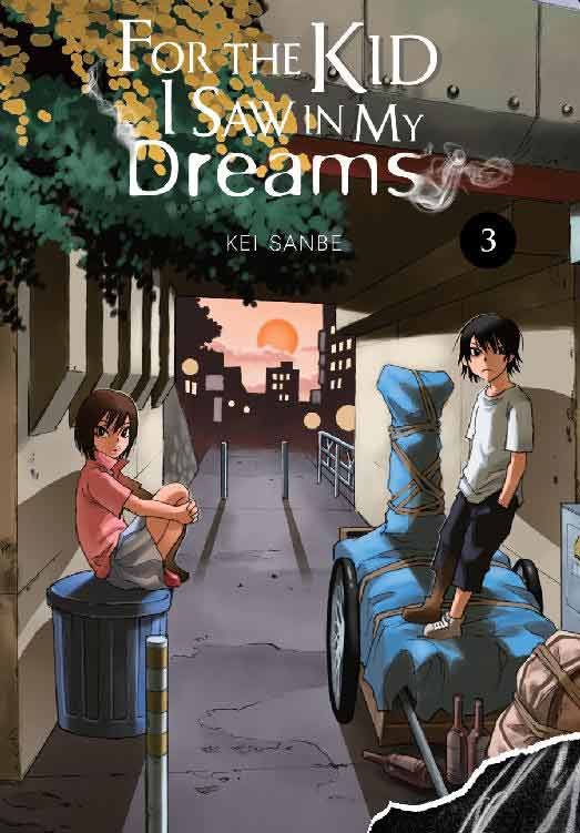 For the Kid I Saw in My Dreams Volume 3 cover