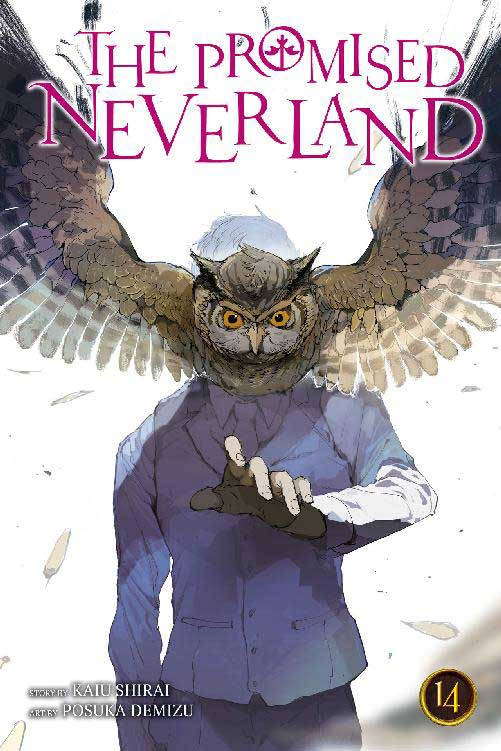 The Promised Neverland Volume 14 cover