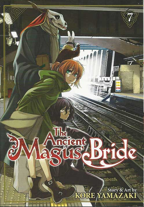 The Ancient Magus Bride Volume 7 cover