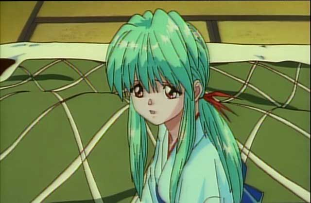 Anime Review Yu Yu Hakusho The Movie Poltergeist Report Bryce S Blog