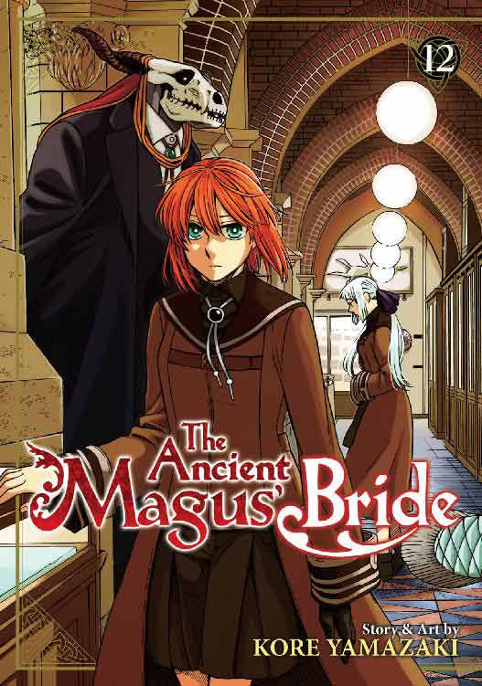The Ancient Magus Bride Volume 12 cover