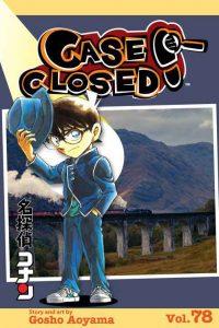 Detective Conan Volume 78 cover.