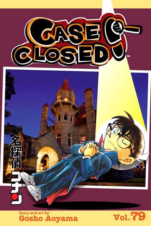 Detective Conan Volume 79 cover
